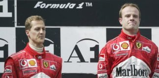 barrichello schumacher